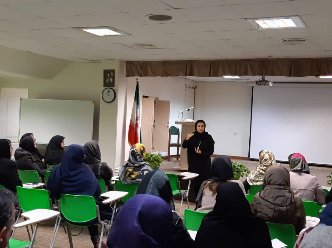 جلسه هدایت تحصیلی و انتخاب رشته پایه نهم 7 بهمن